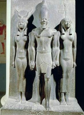 Triad of Menkaure