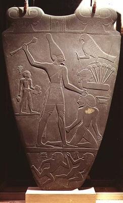The Narmer Palette
