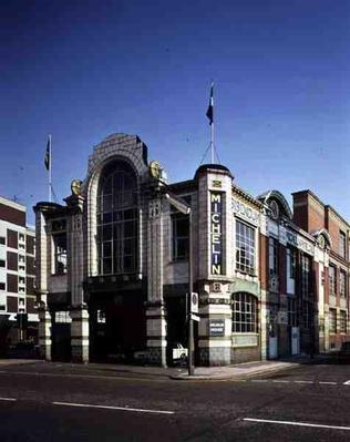 The Michelin Building, 81 Fulham Road, built 1910-11
