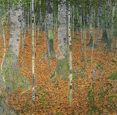The Birch Wood, 1903