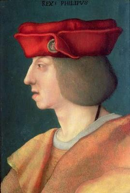 King Philip I `The Handsome' of Spain