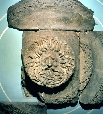 Sul, a native British god, Roman period