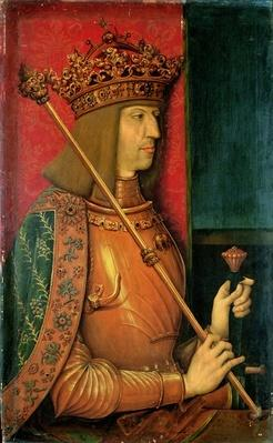 Emperor Maximilian I, c.1500