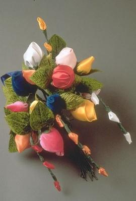 Hispanic Culture in Utah: Angelita Alba's Fabric Flowers
