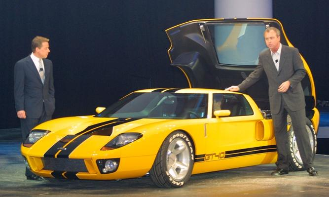 2002 North American International Auto Show | Evolution of the Automobile
