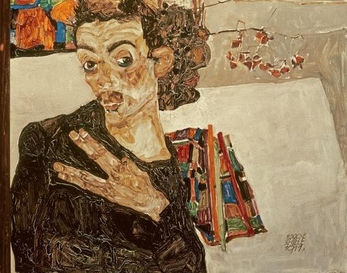 Self Portrait, 1911