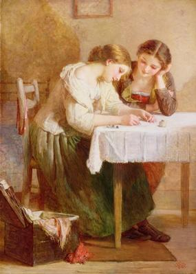 The Love Letter, 1871