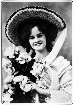 Miss Gertie Millar, c.1910