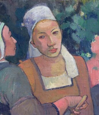 Breton Peasants, 1894