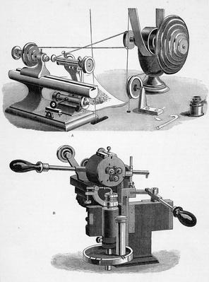 Watch Making Machinery