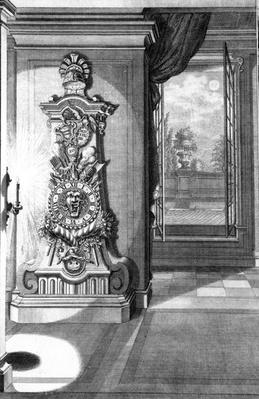 Clock, 1727