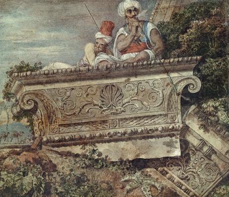 Ruins of the Temple of Apollo Didymaeus, 1765