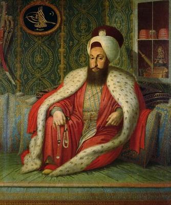 Sultan Selim III, c.1803-04