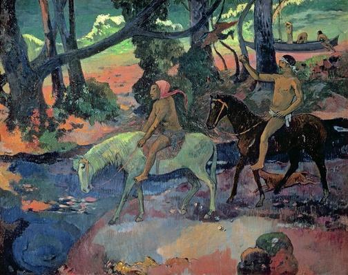 The Escape, The Ford, 1901