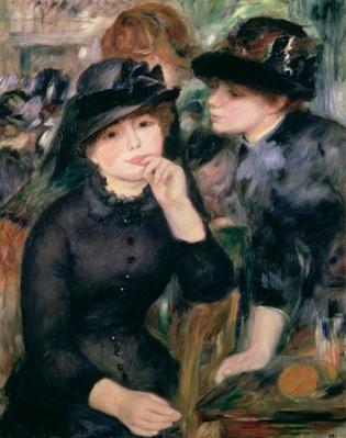 Girls in Black, 1881-82