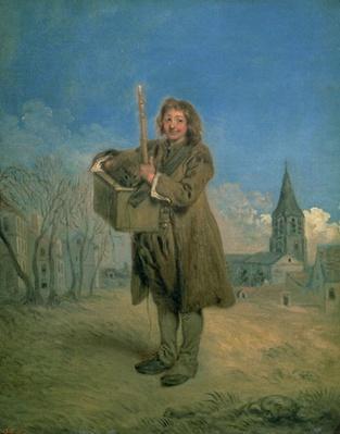 Savoyard with a Marmot, 1715-16