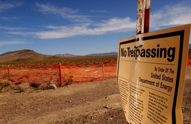 Proposed Radioactive Waste Site in Nevada | Human Impact on the Physical Environment | Geography