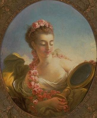 Val A. Browning Memorial Collection: Mademoiselle Marie Madeleine Guimard