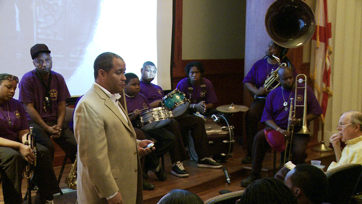 Jazz: The History of Brass Bands in Mobile, Alabama