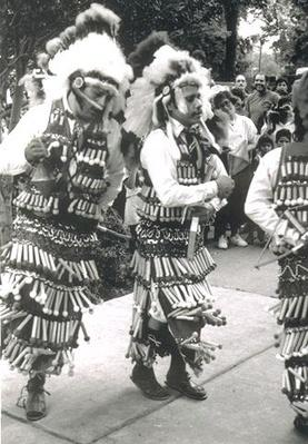 Hispanic Culture in Utah: Hecho en Utah (Made in Utah): Aztec Liturgical Dancers