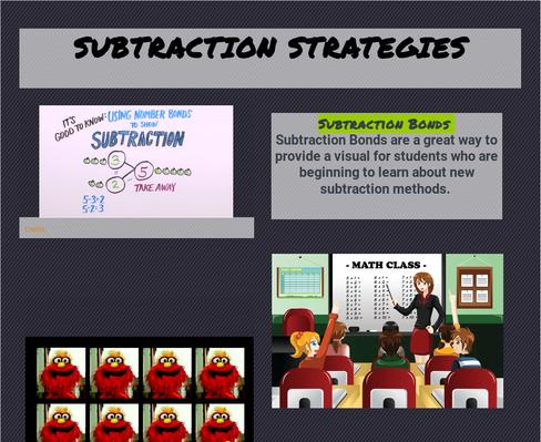 Subtraction Methods - Second Grade