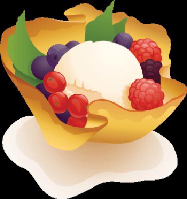 Sweet Dessert | Clipart
