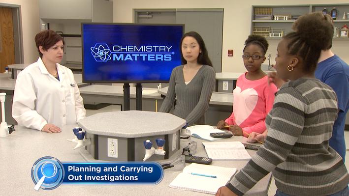 Unit 6: Segment F | Chemistry Matters