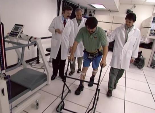 Scientific American Frontiers: The Bionic Body, Nerves of Steel | Pioneers