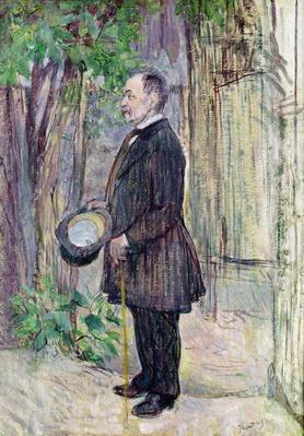 Monsieur Henry Dihau, 1891