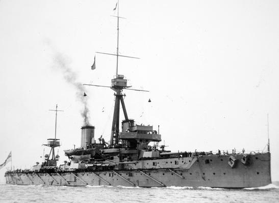 HMS Dreadnought, 1906-21