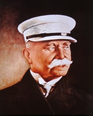 Ferdinand Count von Zeppelin