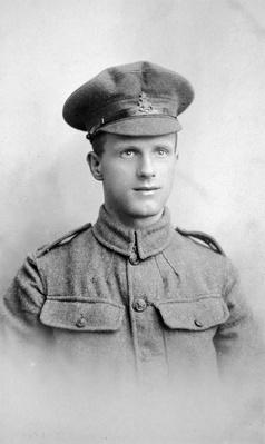 George Finch of the King's Royal Rifle Corps, 1914-18