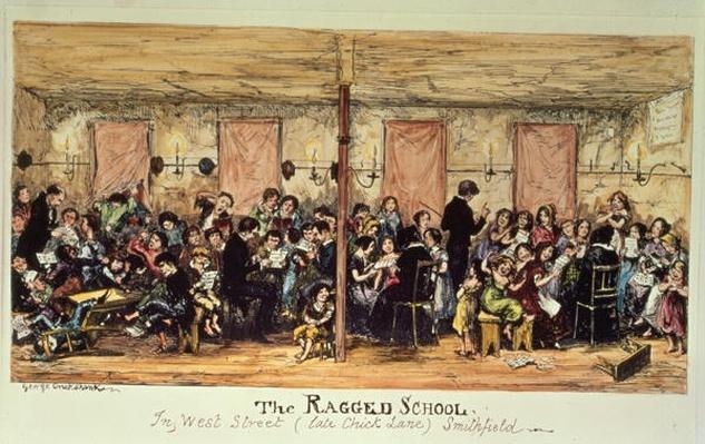 The Ragged School, West Street