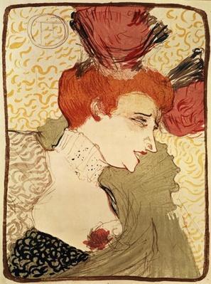 Mlle. Marcelle Lender, 1895