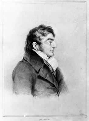 Portrait of Joseph Mallord William Turner, 1841
