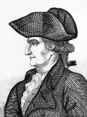 Price the Swindler, illustration from 'The Lives and Portraits of Remarkable Characters' by James Caulfield, published 1819