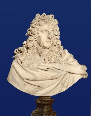 Bust of Andre Le Notre, after 1700