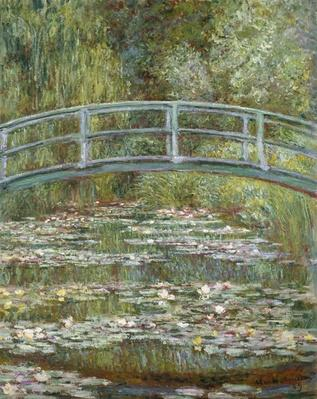 The Water-Lily Pond, 1899