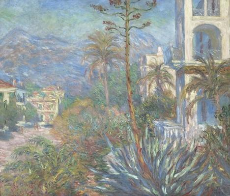 Villas at Bordighera, 1884