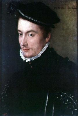 Portrait presumed to be Hercule-Francois de France