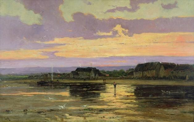 Solitude in the Evening, Morsalines