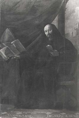 Portrait of Suger