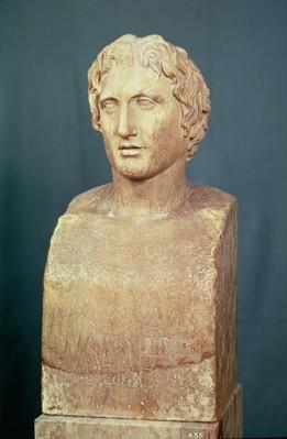 Portrait bust of Alexander the Great