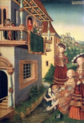 David and Bathsheba, 1528