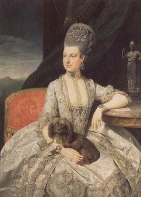 Archduchess Maria Christine Habsburg-Lothringen