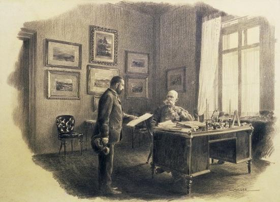 Emperor Franz Joseph I of Austria