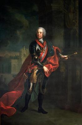 Count Leopold Joseph von Daun