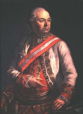 Count Andreas Hadik von Futak