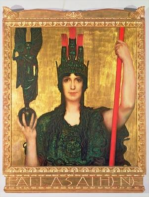 Pallas Athena, 1898