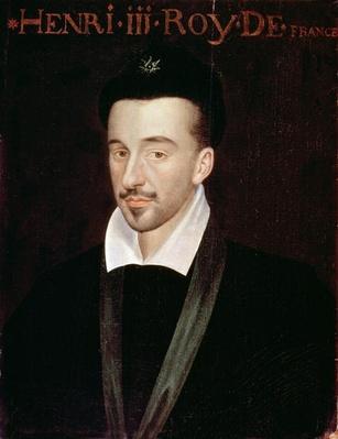 Portrait of Henri III